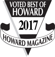 Best of Howard Award for the second year in a row to Dr. Kanter